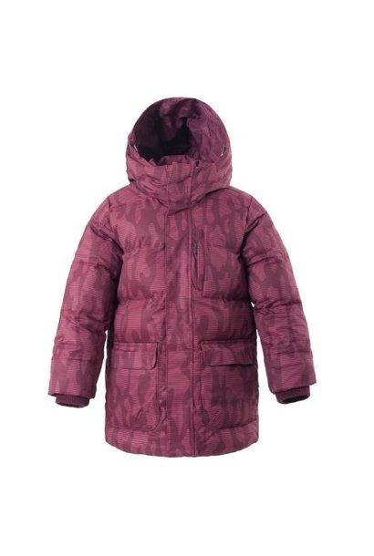 Gosoaky Tiger Eye Tawny Port Red Winter Jacket (jas)