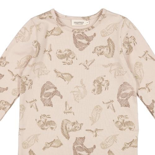 MarMar Copenhagen Teller Jersey Print Bear (shirt)-3
