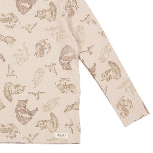 MarMar Copenhagen Teller Jersey Print Bear (shirt)-4