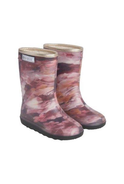En Fant Thermo Boots Print Black (laarzen)