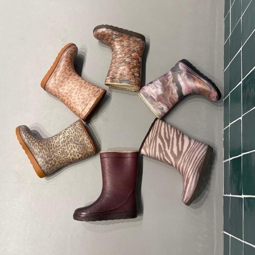En Fant Thermo Boots Print Black (laarzen)-3