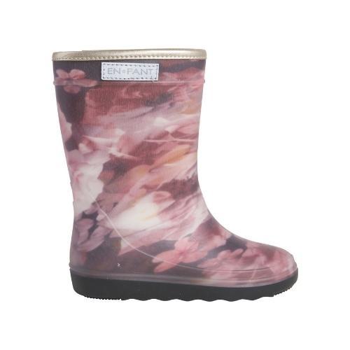 En Fant Thermo Boots Print Black (laarzen)-5