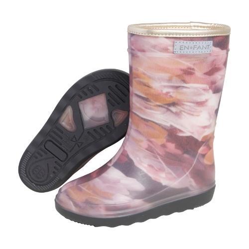 En Fant Thermo Boots Print Black (laarzen)-6