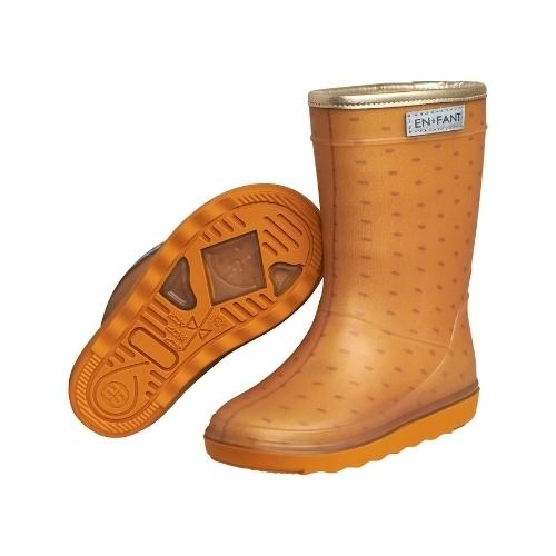 En Fant Thermo Boots Print Inca Gold (laarzen)-3