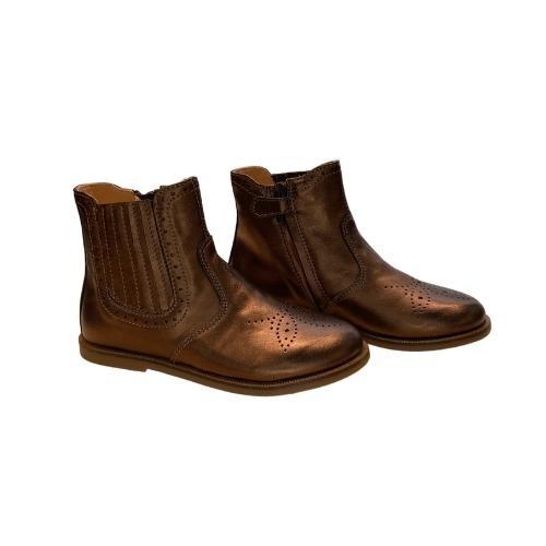 Ocra Chelsea Boots Harley Bronzo Classico 145 (laars)-1