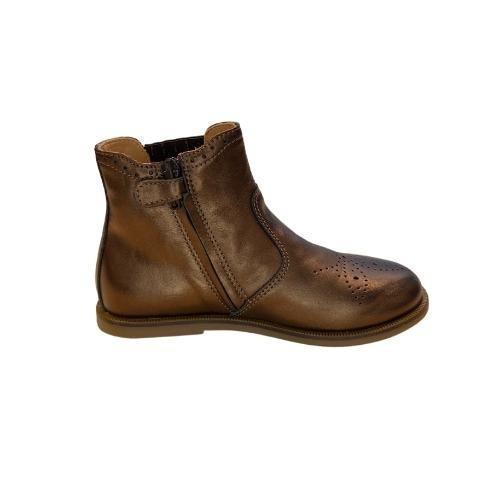 Ocra Chelsea Boots Harley Bronzo Classico 145 (laars)-4