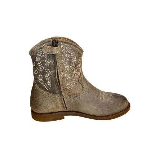 Ocra Cowboy Boots Palio Light Leaf d380 (laars)-4