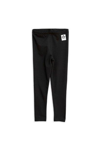 Mini Rodini Basic leggings Black (broek)