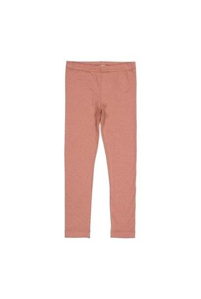 MarMar Copenhagen Lisa Modal Lux Rose Blush (legging)