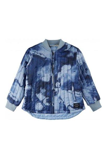 Soft Gallery Icelo Hero Jacket Dusty Blue (jas)