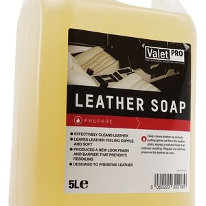 ValetPro Leerreiniging leather soap