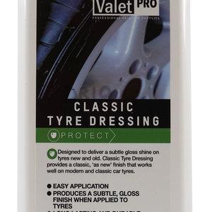 ValetPro Classic tyre Dressing /Bandenglans