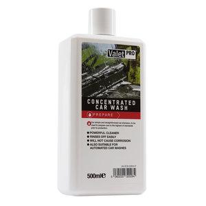 ValetPro Shampoo concentrated car wash