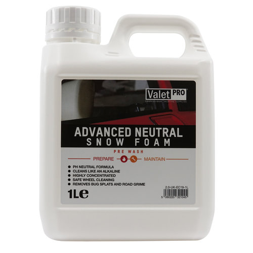ValetPro SnowFoam adv neutral