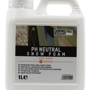 ValetPro SnowFoam Ph Neutral