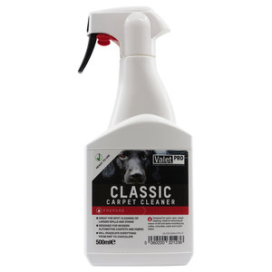 ValetPro Bekleding en Tapijtreiniger/ Classic carpet cleaner