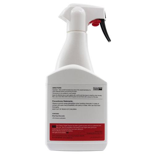 ValetPro Tapijt- en bekledingreiniger / Classic Carpet Cleaner 0,5 liter