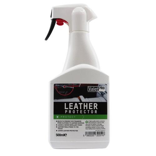 ValetPro Leer bescherming /  lederen beschermer 0,5 liter leerzorg met impregnatie