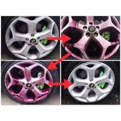 ValetPro Dragons breath 5 liter  Zeer effectieve Remstof en (vlieg)roest reiniger, voor velgen en lak, Met kleurindicator!