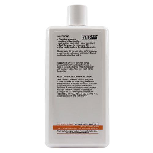 ValetPro Microfiber wasmiddel / microfiber Reviver - 500 ml