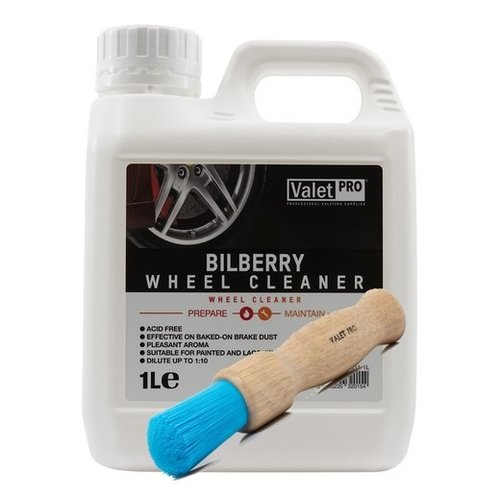 ValetPro Velgenreiniger  Bilberry Wheel Cleaner  pakket