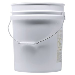 Grit Guard Emmer Grit Guard 19 ltr 90 Mil Wit