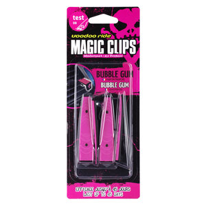 VooDoo Ride Magic Clip Bubble Gum