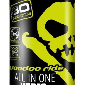 VooDoo Ride All in one Wipes Voodoo Ride