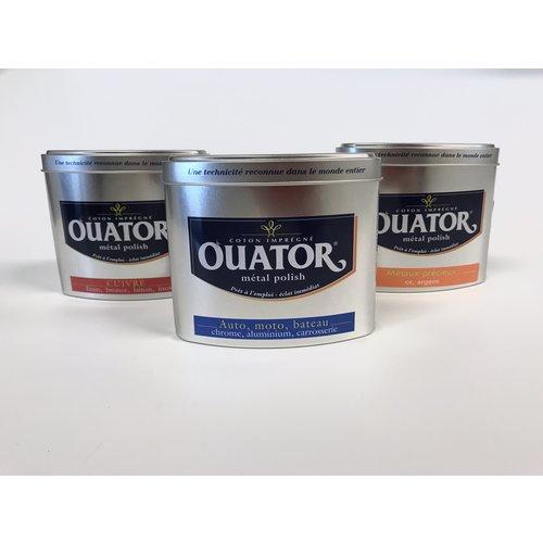 Ouator Ouator  Polisher voor Brons, Messing ,Tin en RVS