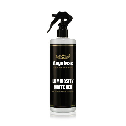 Angelwax QED Matte Luminosity Spray Detailer