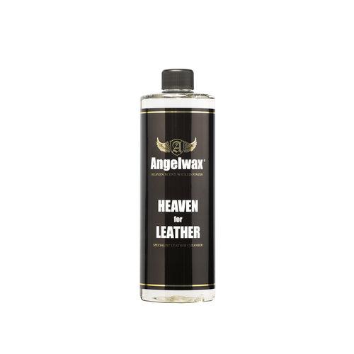Angelwax Leerreiniger Heaven for leather van Angelwax 500 ml