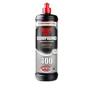 Menzerna Car Polish Heavy cut Compound 400