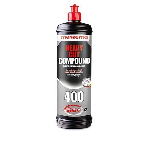 Menzerna  Car Polish Heavy cut Compound 400 van Menzerna