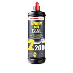 Menzerna Car Polish Medium Cut 2200
