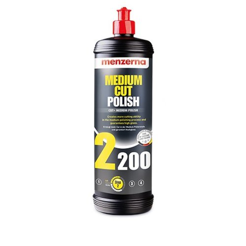 Menzerna Car Polish Medium Cut 2200, 250 ml