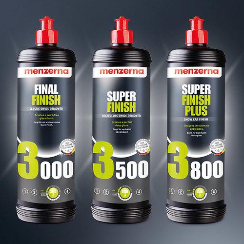 Menzerna Menzerna Super Finish 3500,250 ml