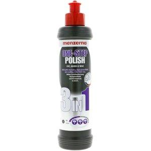 Menzerna Car Polish Medium Cut Polish eenstap 3 in 1 250 ml