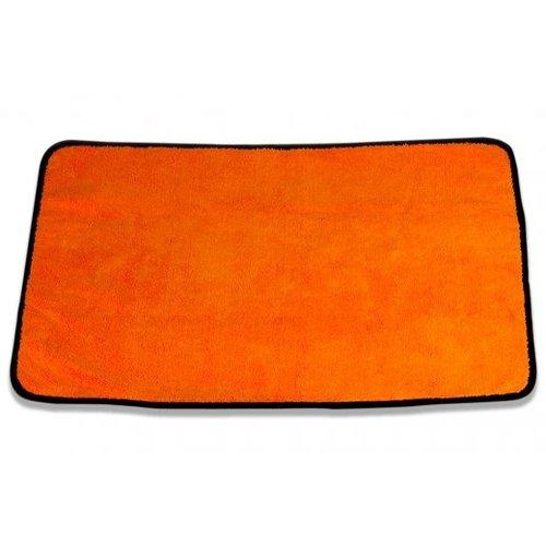 Liquid Elements Droogdoek Microfiber Liquid Elements Orange Baby 800 gr/m2 60x90 cm