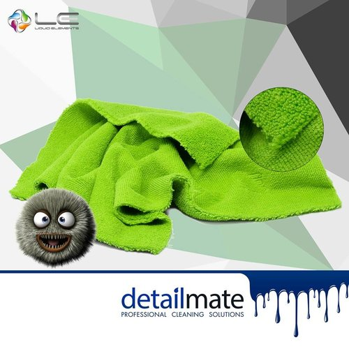 Liquid Elements Uitpoetsdoek Microfiber 750 gr/m2 40x60 cm