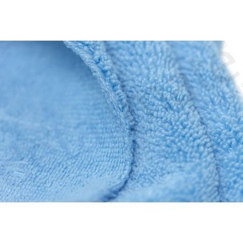 Liquid Elements All-Round Microfiber poetsdoek Blue Breeze 350 gr/m2 40x40 cm