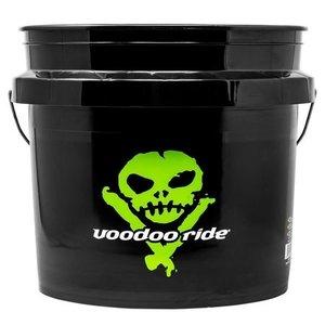 VooDoo Ride Emmer Grit Guard 12,5 ltr (dikte wandig)Zwart VooDoo Ride