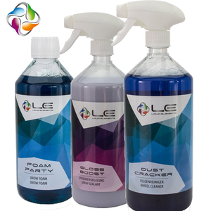 Liquid Elements SnowFoam, Velgenreiniger, Quickdetailer pakket van Liquid Elements.