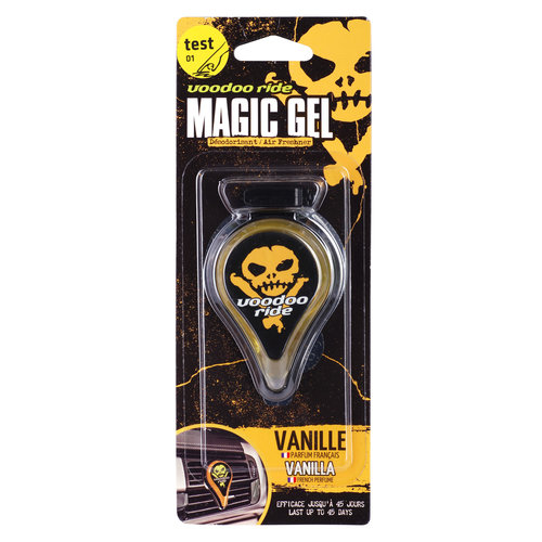 VooDoo Ride Magic Gel Vanille
