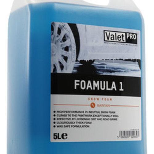ValetPro SnowFoam / Foamula 1  van Valet Pro