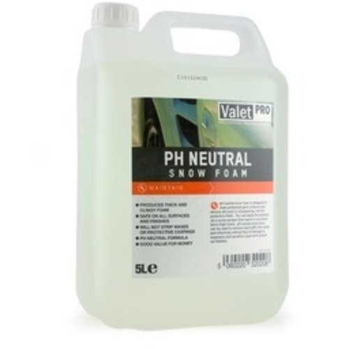 ValetPro SnowFoam /  PH Neutral Snow foam
