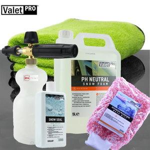 ValetPro SnowFoam Pakket Compleet