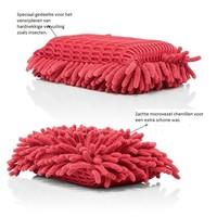 Micro vezel spons 2in1 functie