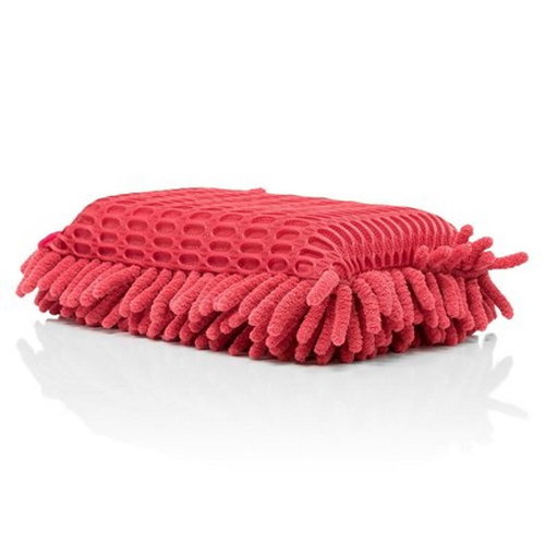 Detailmate Autowas set bestaande uit 500ml geconcentreerde shampoo Emmer met grit en deksel micofiber spons