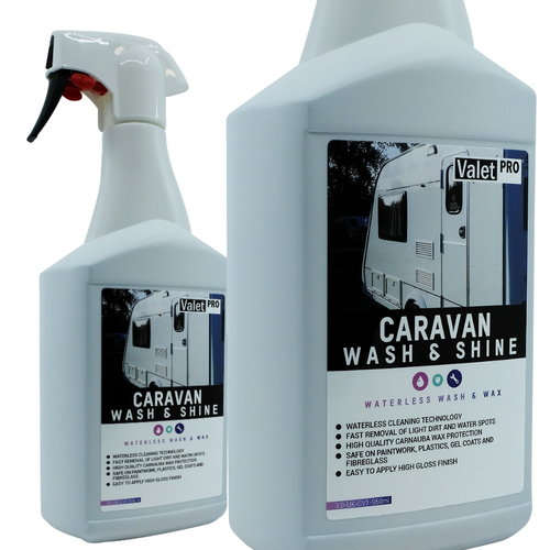 ValetPro Caravan Wash & Wax 950 ML
