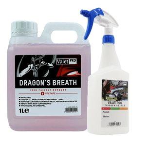 ValetPro Velgenreiniger Dragons Breath 1L met sprayfles
